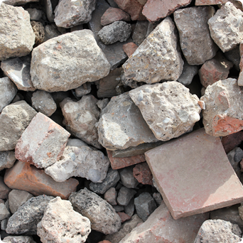 Remix Concrete - Crushed Brick