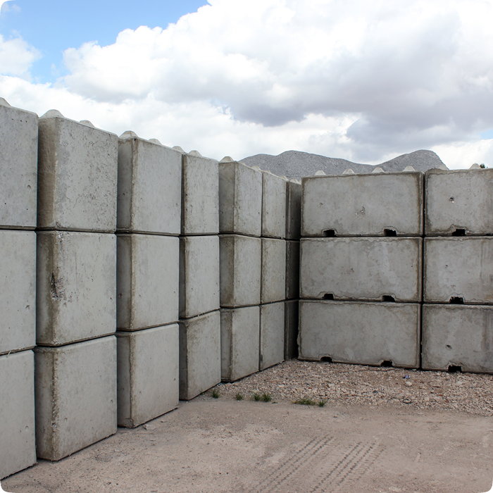Remix Concrete Blocks